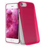 SBS Mobile Extra Slim iPhone 7 hoesje Pink