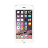 Xqisit iPlate Glossy iPhone 7 hoesje Transparant Clear