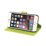 Xqisit Viskan Wallet iPhone 7 hoesje Green