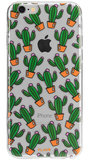 FLAVR iPlate iPhone 7 hoesje Cactus
