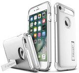 Spigen Slim Armor iPhone 7 hoesje Silver
