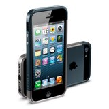Spigen SGP Linear EX Metal iPhone 5 bumper Gunmetal_
