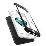 Spigen Thin Fit 360 iPhone 7 hoesje Zwart