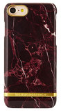 Richmond Finch Marble Glossy iPhone 7 hoesje Red