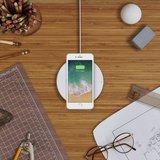 Belkin Boost Up Qi 7,5 watt draadloos oplaadstation Wit