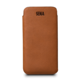 Sena Classic Ultraslim iPhone X hoesje Tan