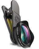 Black Eye Pro Cinema Groothoek smartphone lens