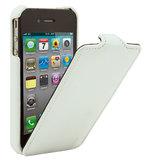 Melkco Jacka case iPhone 4/4S White_