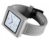 HEX Sport horlogeband iPod nano 6G White_