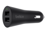 Belkin Boost Up Lightning auto oplader 24 watt Zwart