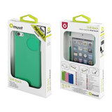 Muvit Rubberized case iPod touch 5G Green_