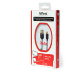 Techlink iWires Data USB to mini USB cable_