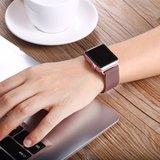 TechProtection Metal Watch bandje 42 mm Zwart