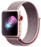 TechProtection Nylon Watch bandje 38 mm Roze