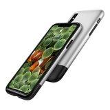 Spigen Classic One iPhone X hoesje Grijs