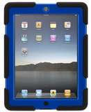 Griffin Survivor Extreme Duty case iPad 2/3/4 Blue_