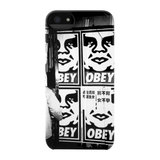Incase Snap case iPhone 5/5S Shepard Fairey Hong Kong_