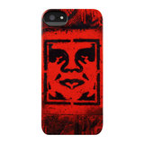 Incase Snap case iPhone 5/5S Shepard Fairey Stencil Red_
