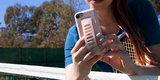 Grip2U Boost iPhone X hoesje Zwart