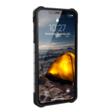 UAG Plasma iPhone XS Max hoes Doorzichtig