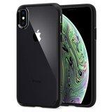 Spigen Ultra Hybrid iPhone XS hoesje Zwart