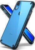 Ringke Fusion iPhone XR hoesje Smoke Grijs
