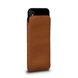 Sena Ultraslim Wallet iPhone XS Max hoesje Tan