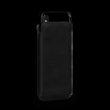 Sena Ultraslim iPhone XS Max hoesje Zwart
