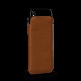 Sena UltraSlim iPhone XS Max hoesje Tan
