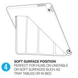 Pipetto Origami iPad Pro 11 inch hoesje Goud