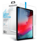 BodyGuardz Pure 2 Glass iPad Pro 12,9 inch 2018 screenprotector