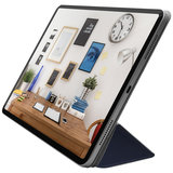 MacAlly BookStand iPad Pro 12,9 inch 2018 + Pencil hoes Navy