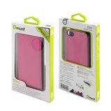 Muvit Slim Flipcase iPhone 5C Pink_