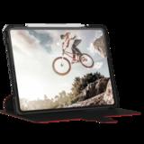UAG Metropolis iPad Pro 12,9 inch 2018 hoesje + Pencil Rood