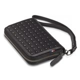 Decoded Leather Studs Wallet Black_
