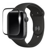 De BodyGuardz PRTX Apple Watch 44 mm screenprotector is een glazen screenprotector gemaakt voor een complete bescherming.