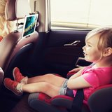 Baseus Backseat Car Mount hoofdsteunhouder Zwart