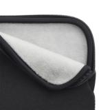 dbramante1928 Neoprene MacBook Air 13 inch 2018 / Pro 2016 sleeve Zwart