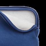dbramante1928 Neoprene MacBook Air 13 inch 2018 / Pro 2016 sleeve Blauw