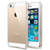 Spigen Ultra Hybrid case iPhone 5S/SE Crystal Clear_