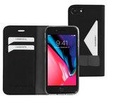 Mobiparts Classic Wallet iPhone 8 / 7 hoesje Zwart