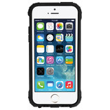 Mobiparts Rugged iPhone SE / 5S hoesje Zwart