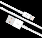 Rhinoshield MFILightning kabel 1 meter Wit
