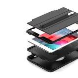 TechProtection Defender iPad mini 2019 hoesje Zwart