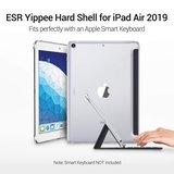 ESR Yippee Shell iPad Air 2019 hoesje Transparant