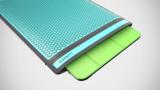 Lunatik Flack Jacket iPad mini sleeve Mint_