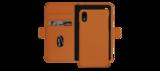 dbramante1928 New York 2 in 1 iPhone XR Wallet hoesje Oranje