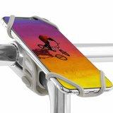 Bone Bike Tie Pro 2 universele telefoon fietshouder Grijs