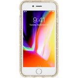 Speck Presidio Clear iPhone 8/7/6 hoesje Glitter Goud