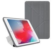 Pipetto Origami TPU iPad mini 2019 hoesje Grijs